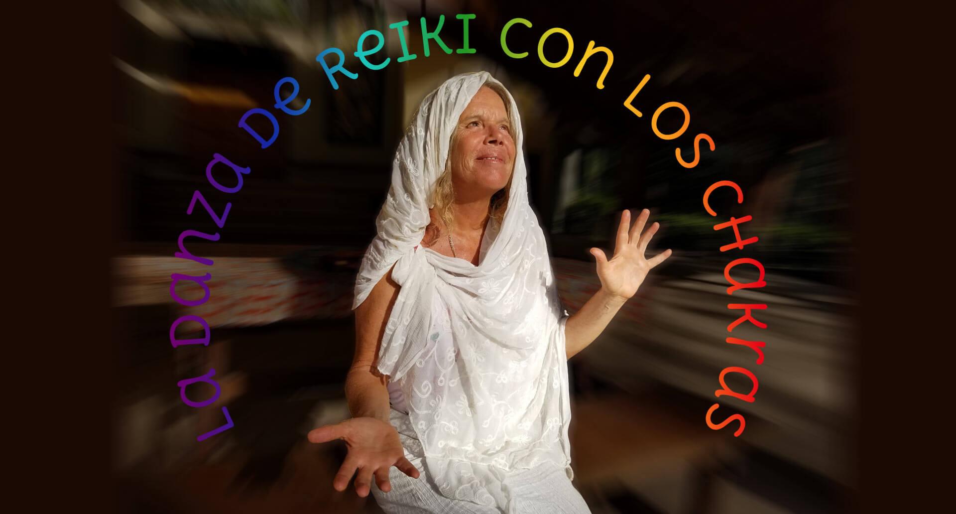 Evento: La danza de reiki con los chakras